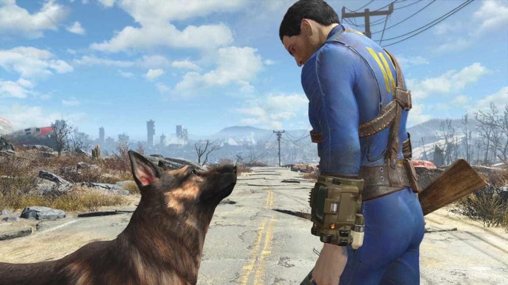 Edição Game of the Year de Fallout 4 terá melhorias gráficas