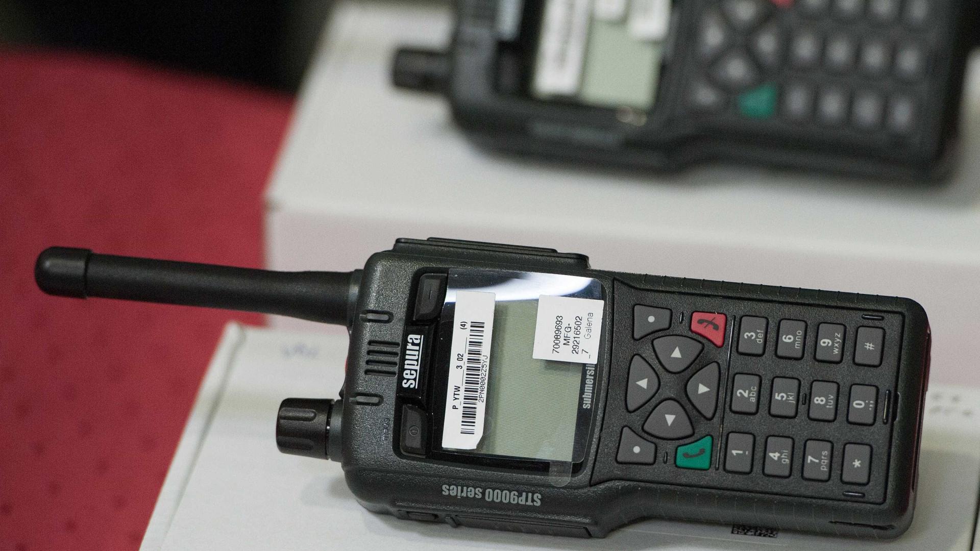 SIRESP vai colocar 451 antenas até maio