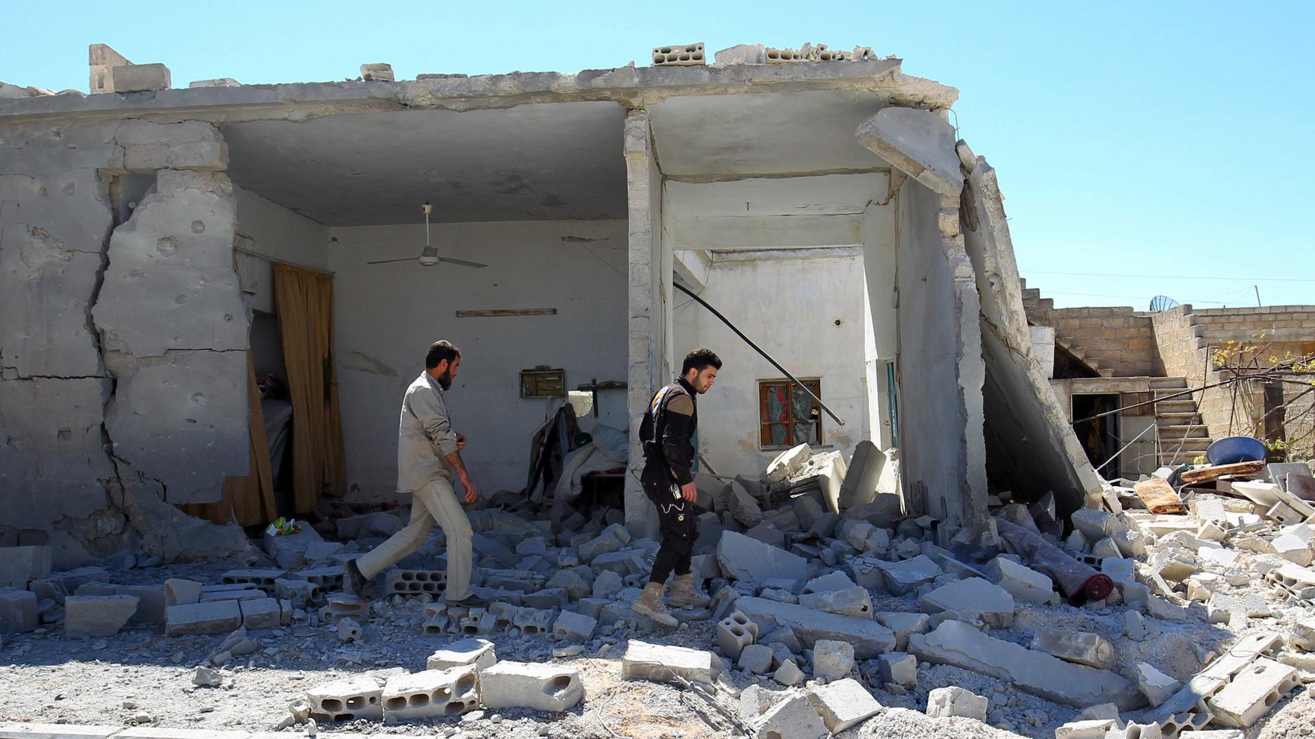 Atentado no nordeste da Síria fez pelo menos 50 mortos