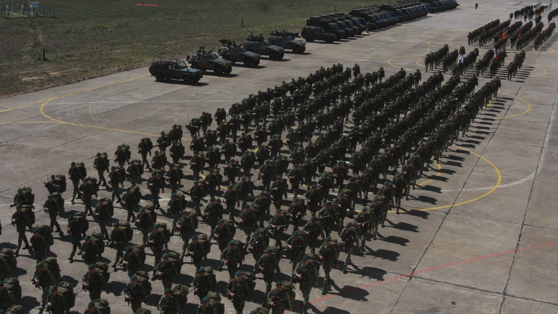 """Tancos: Oficiais das Forças Armadas querem esclarecimento """"cabal"""""""