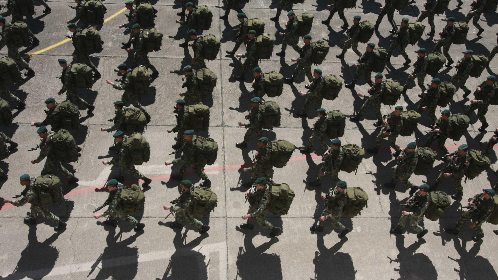 Tancos: Faltam as munições de 9mm no material encontrado