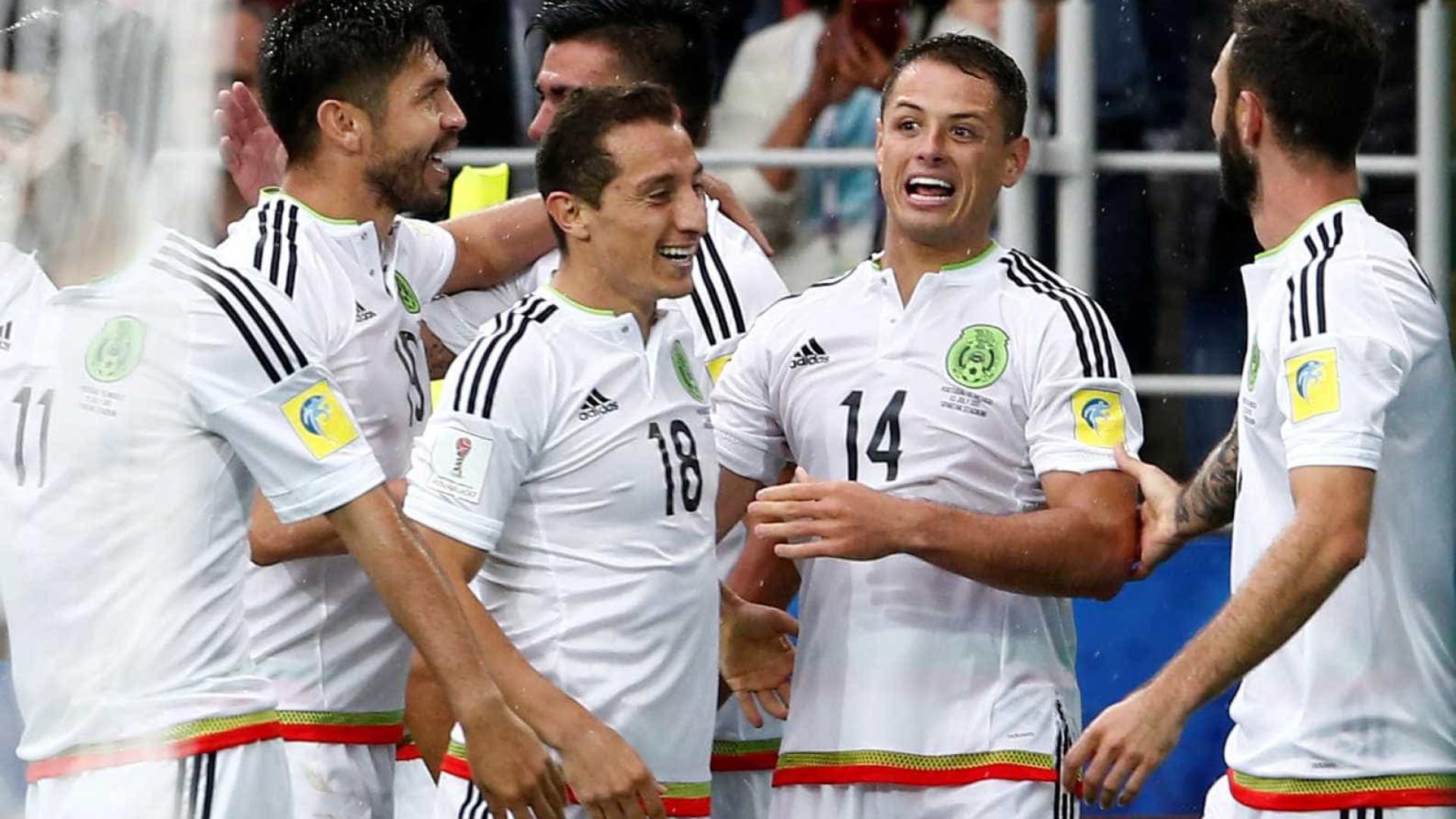 Mercado: OFICIAL - Chicharito troca Leverkusen pelo West Ham