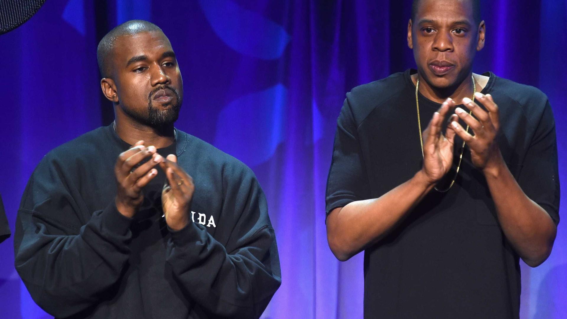 Kanye West quer abandonar Tidal por falta de pagamento