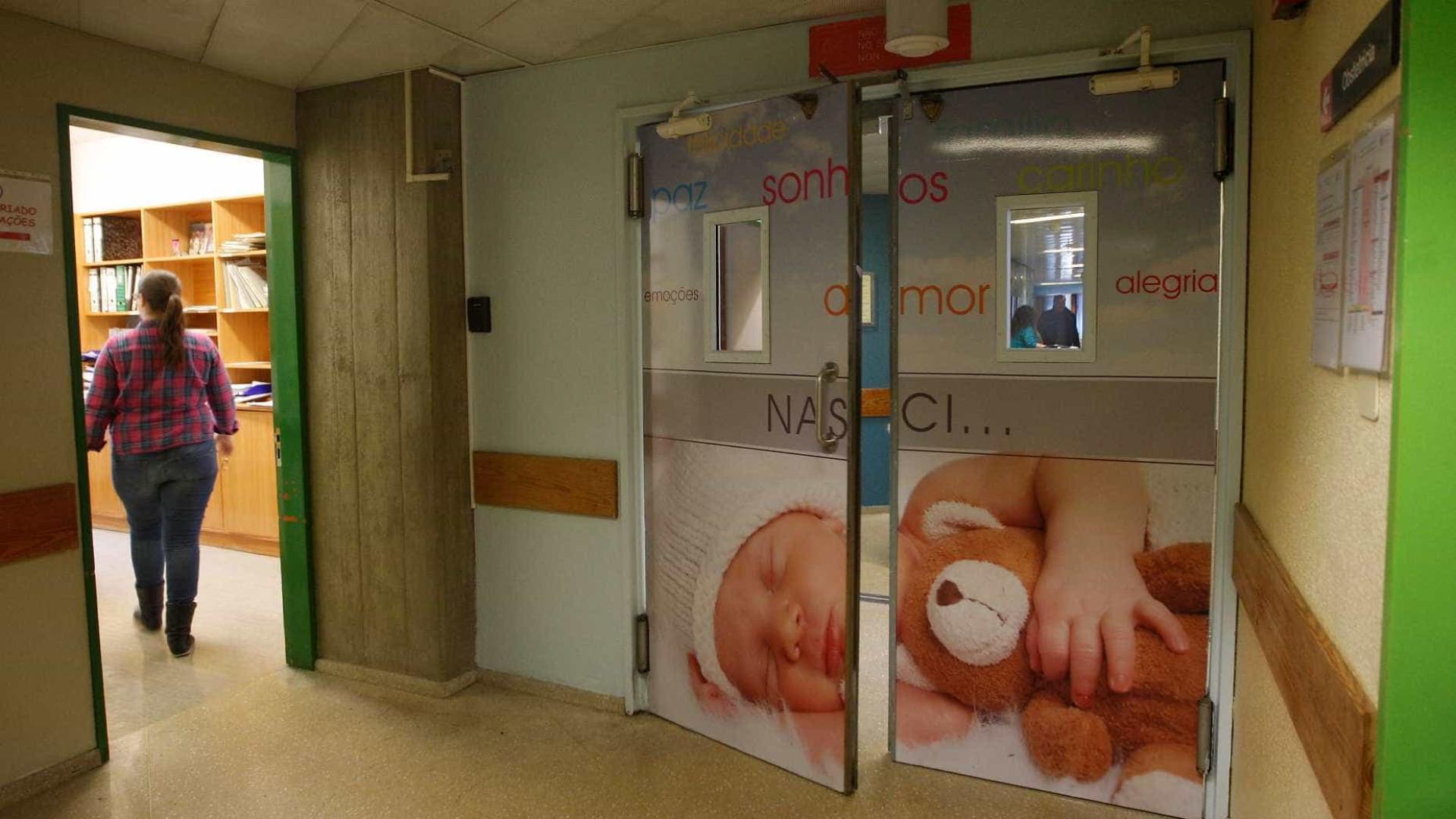 Enfermeiros voltam quinta-feira a protesto que afeta blocos de parto