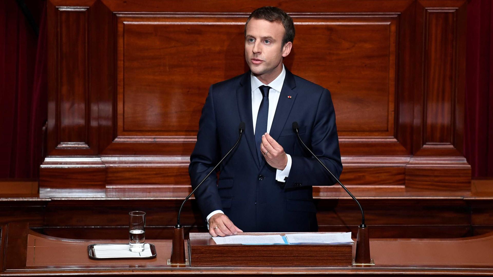 """França condena """"decisão unilateral"""" do Presidente dos Estados Unidos"""