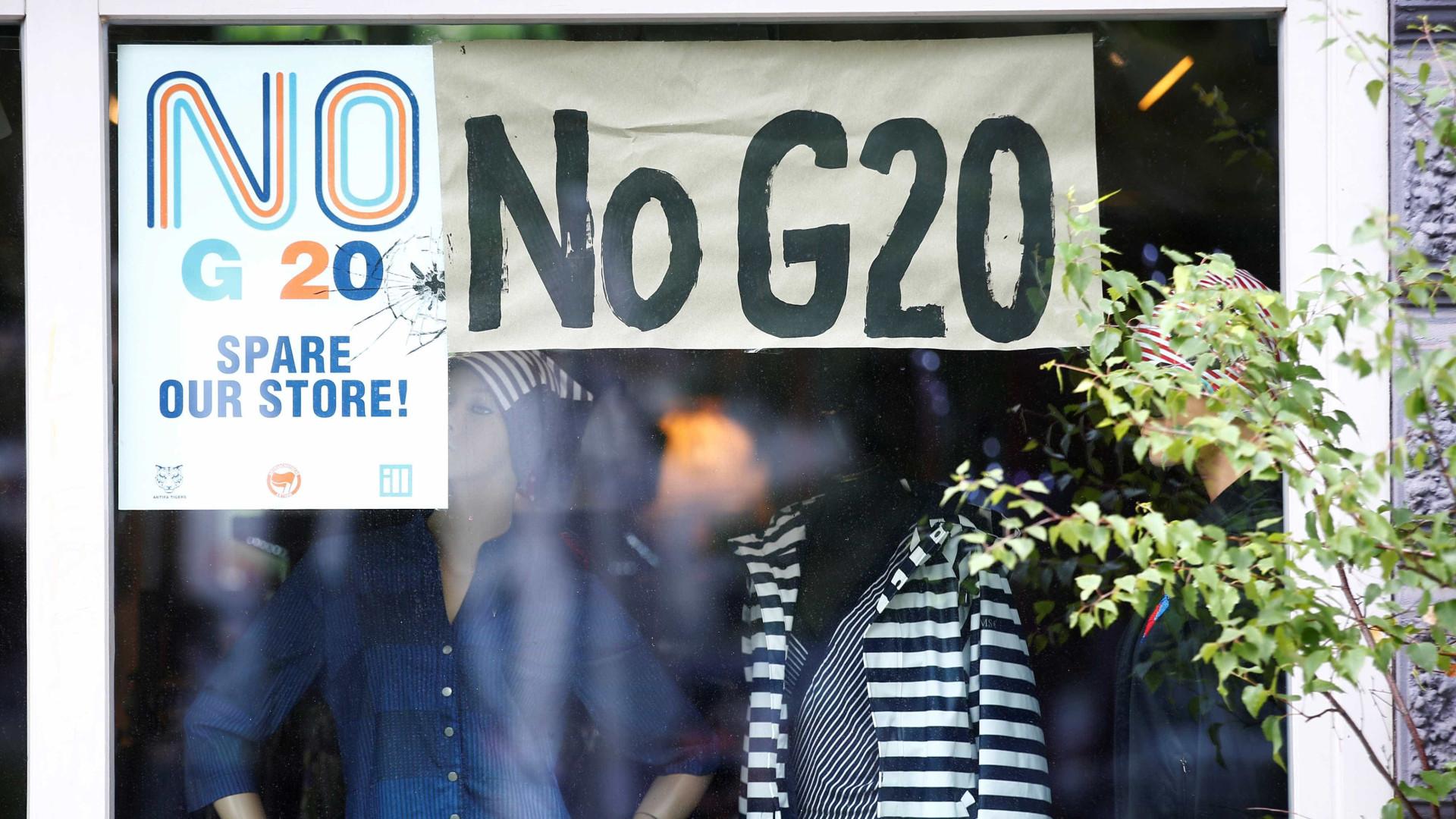 Temer viaja à Alemanha, onde participa da cúpula do G-20