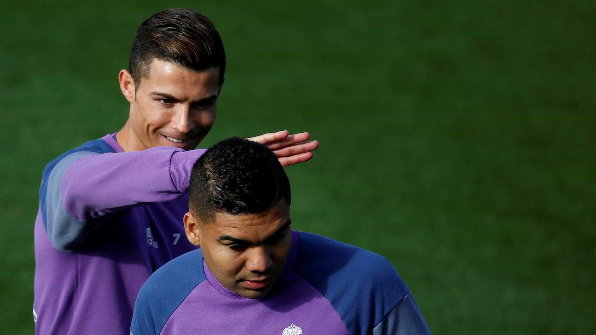 Cristiano Ronaldo muda de ideia e pode permanecer no Real Madrid