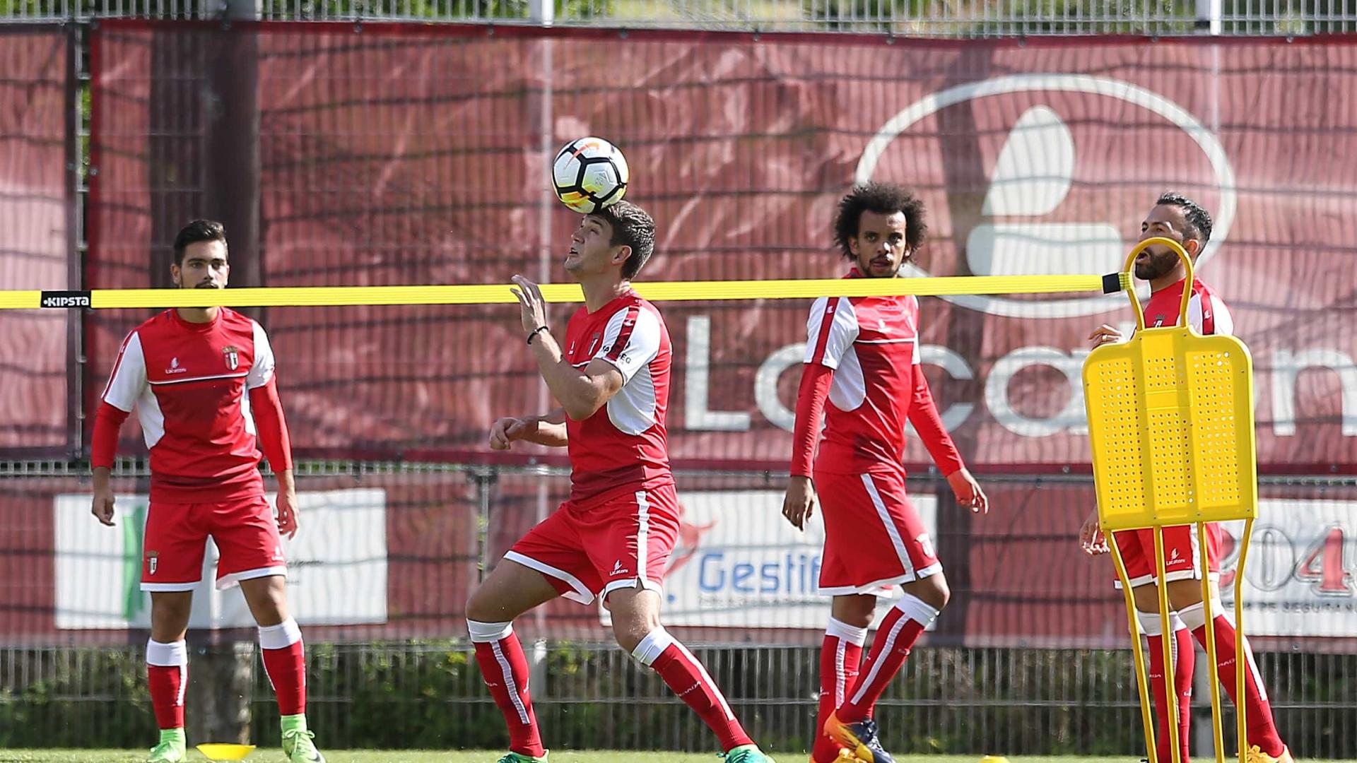 Vukcevic pensa no Sp. Braga e esquece o Sporting