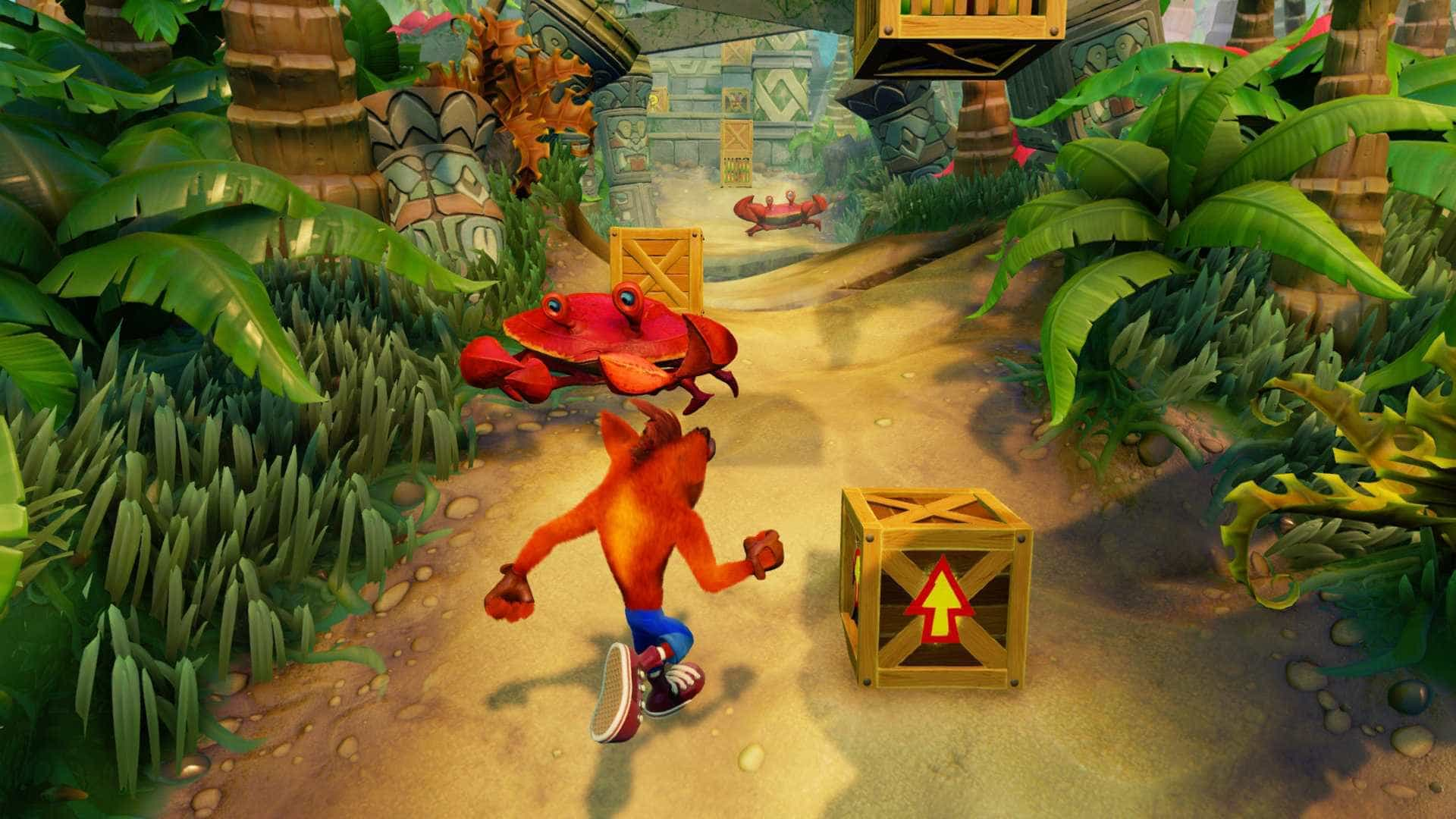Activision antecipa remaster de Crash Bandicoot para Xbox One, Switch e PC