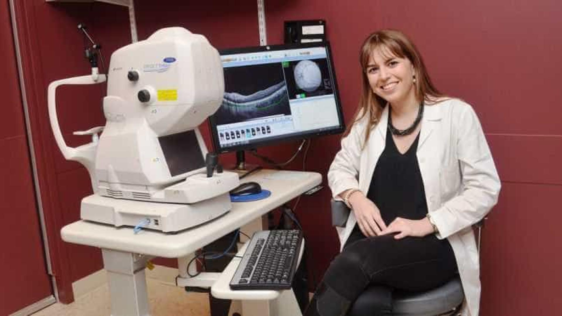 Portuguesa premiada nos EUA por descoberta sobre perda de visão