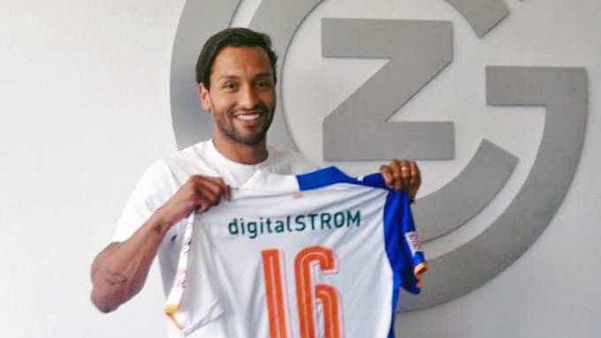 OFICIAL: Jeffrén (lembras-te Sporting?) vai jogar na Suíça