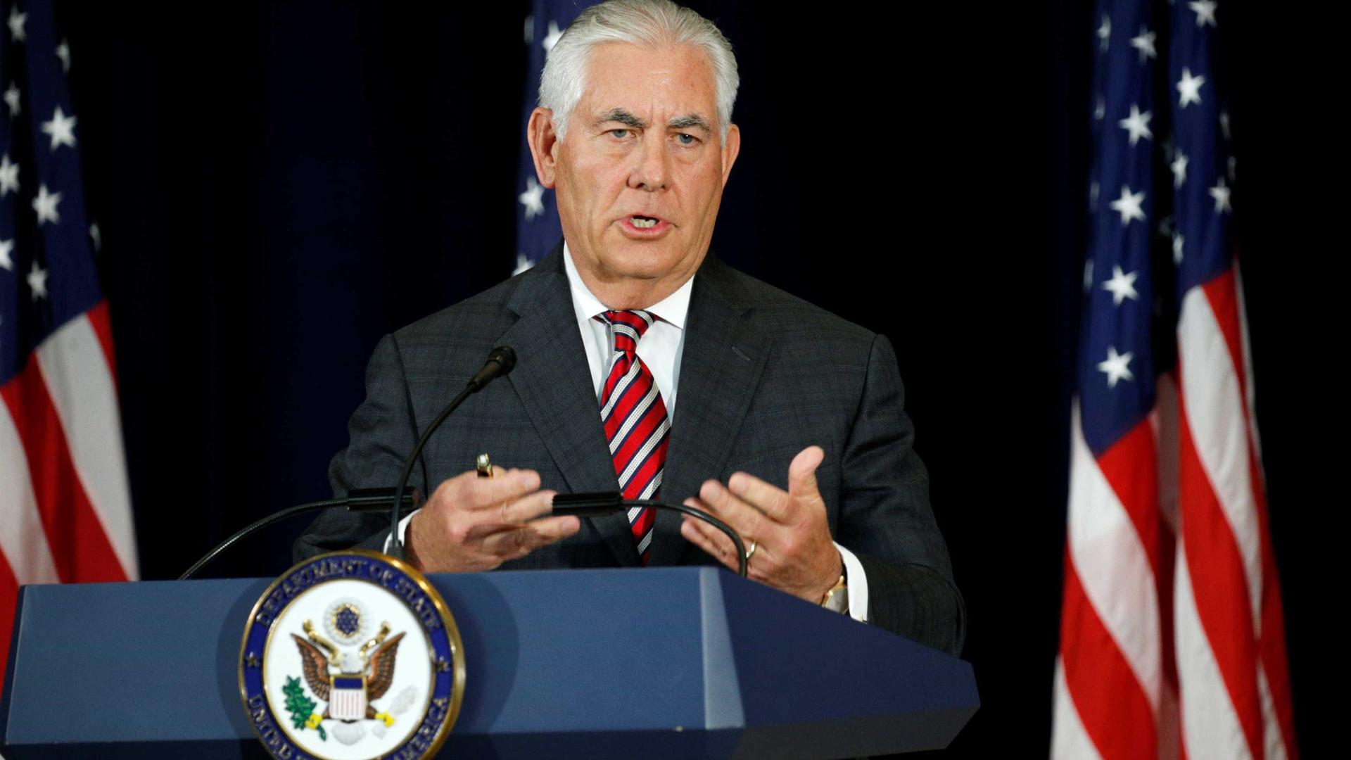 """Jerusalém: EUA acreditam em """"oportunidade de paz"""""""