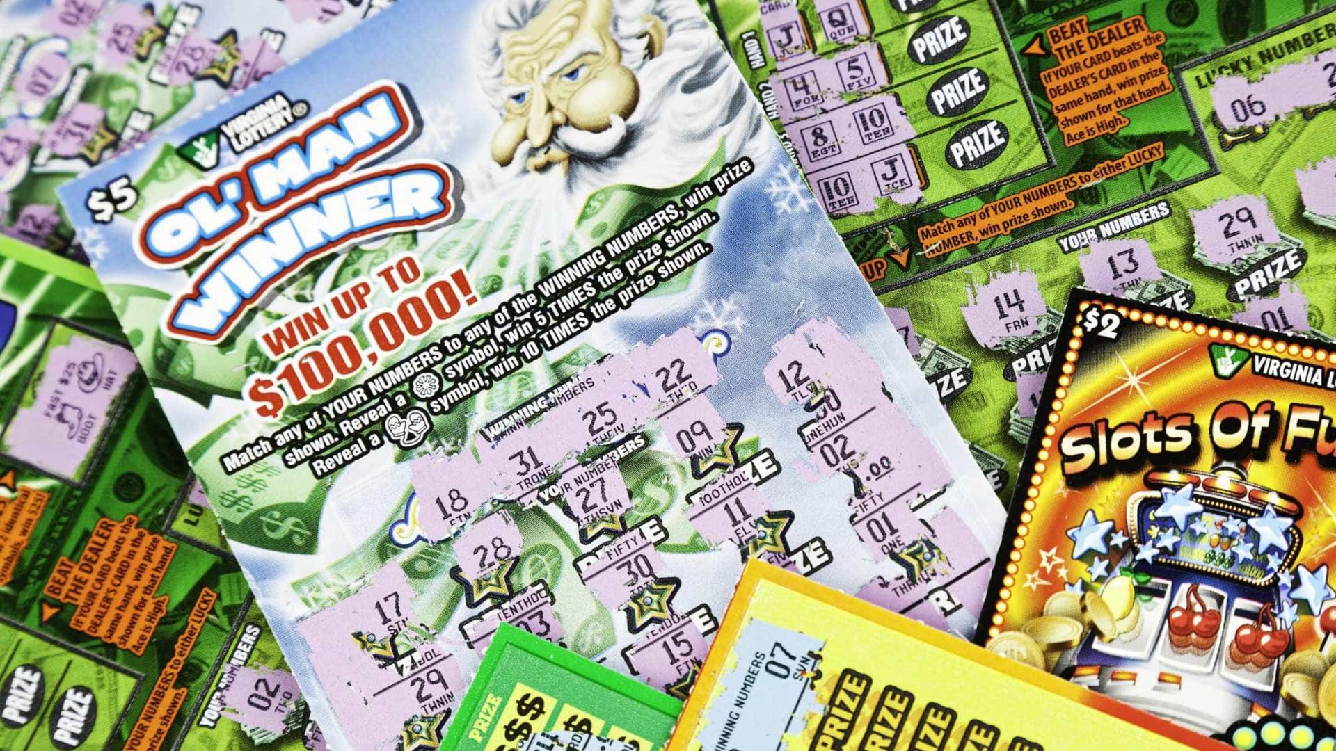 Jovem ganha duas vezes em loteria em uma semana nos EUA