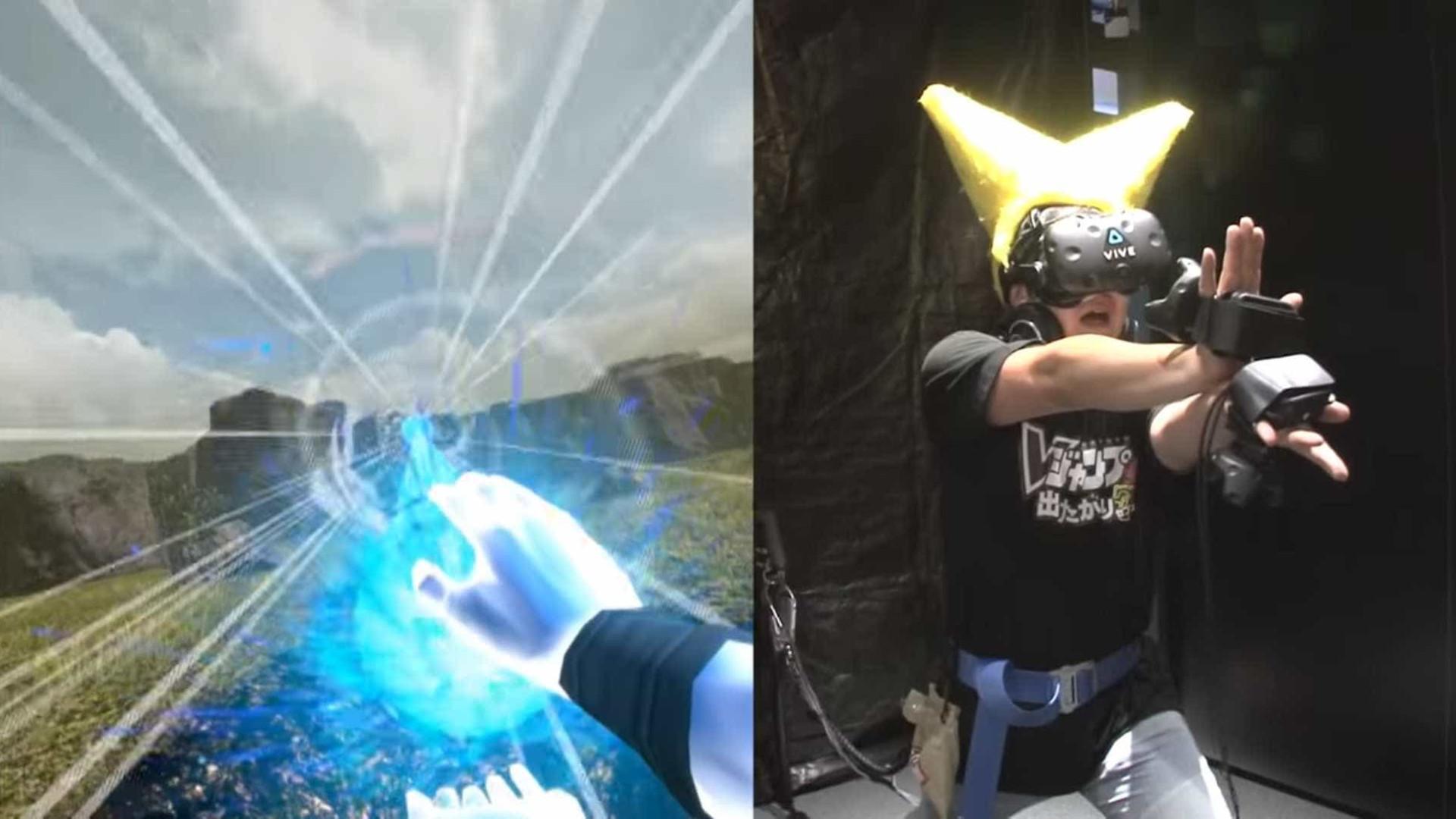 Vê Dragon Ball Fighters nas mãos de jogadores experientes
