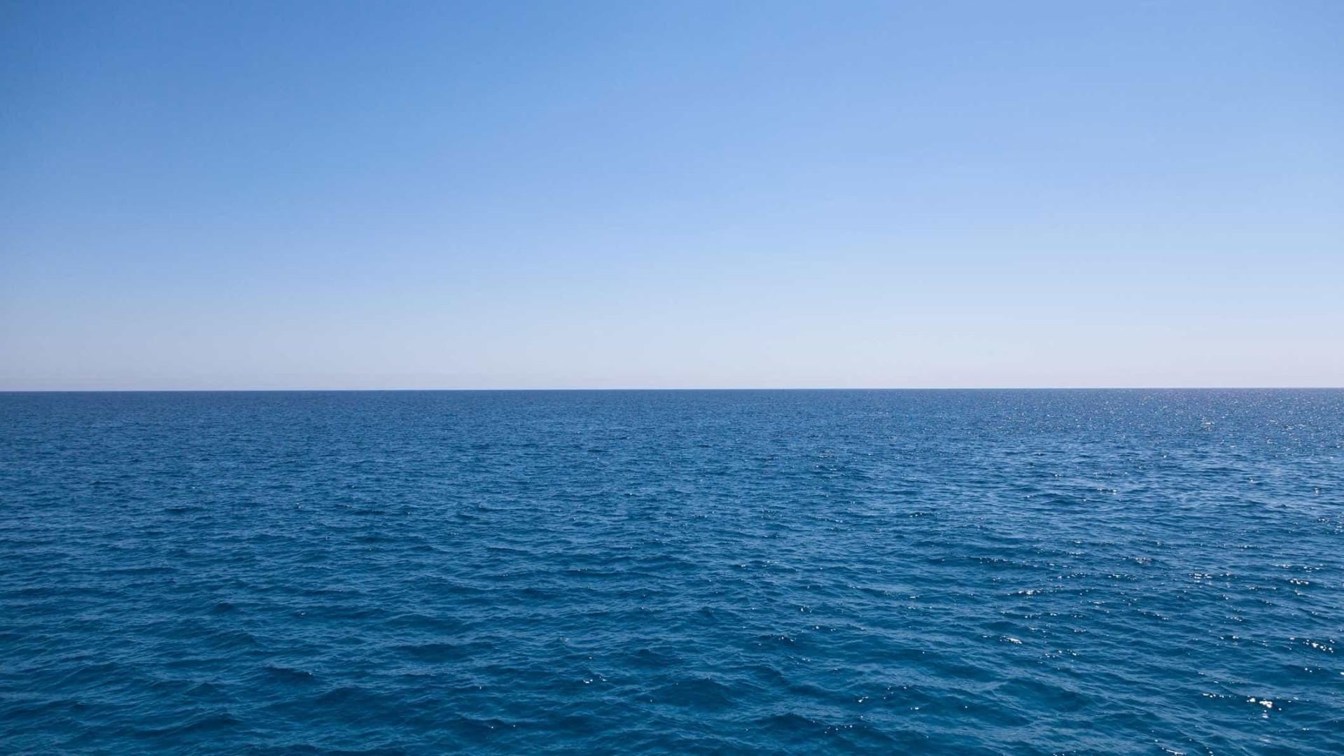 Nível dos oceanos desceu bruscamente 40 metros há 30 mil anos