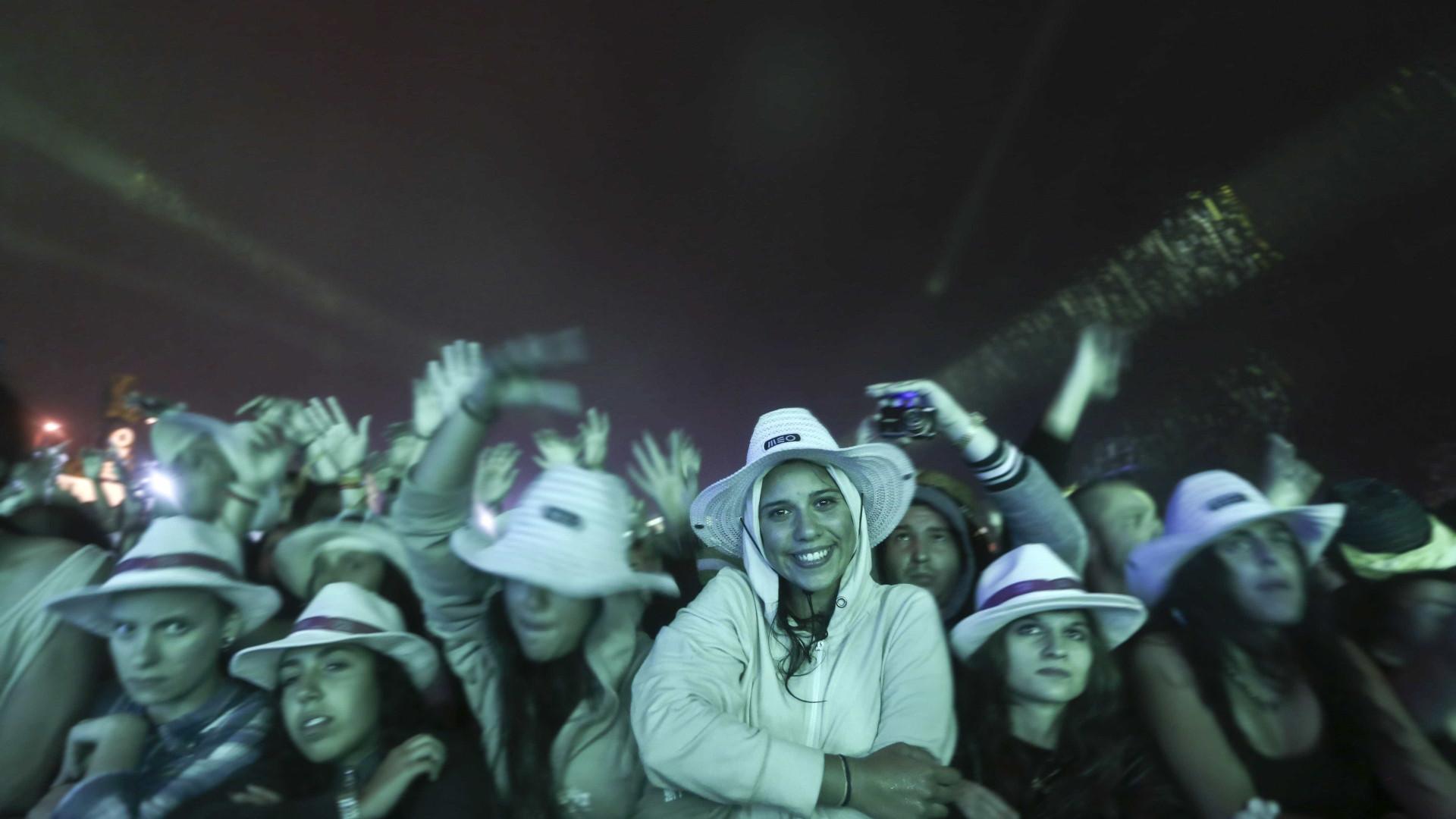 Festival arranca hoje com Bastille em destaque — Marés Vivas