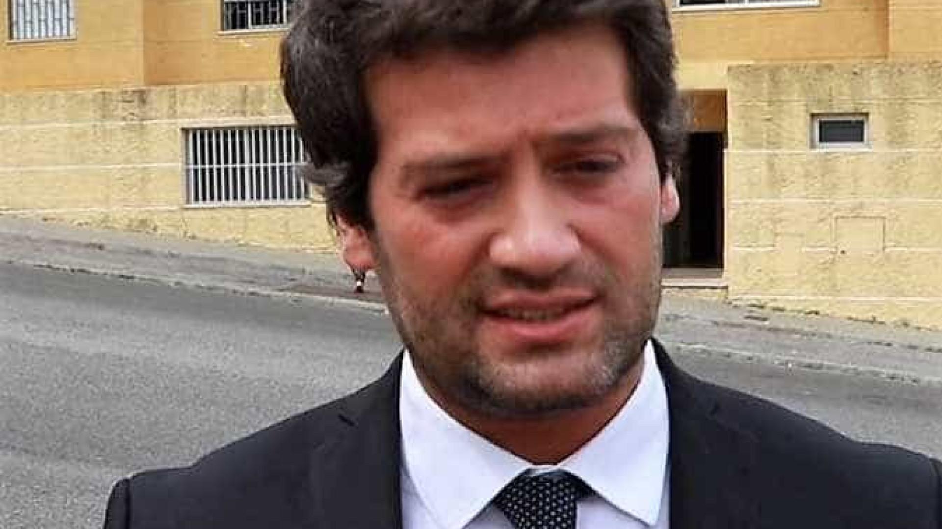 CDS-PP deixa cair André Ventura em Loures