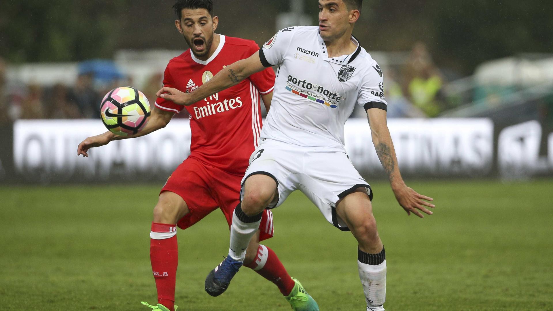 Benfica negocia saída de Celis a título definitivo