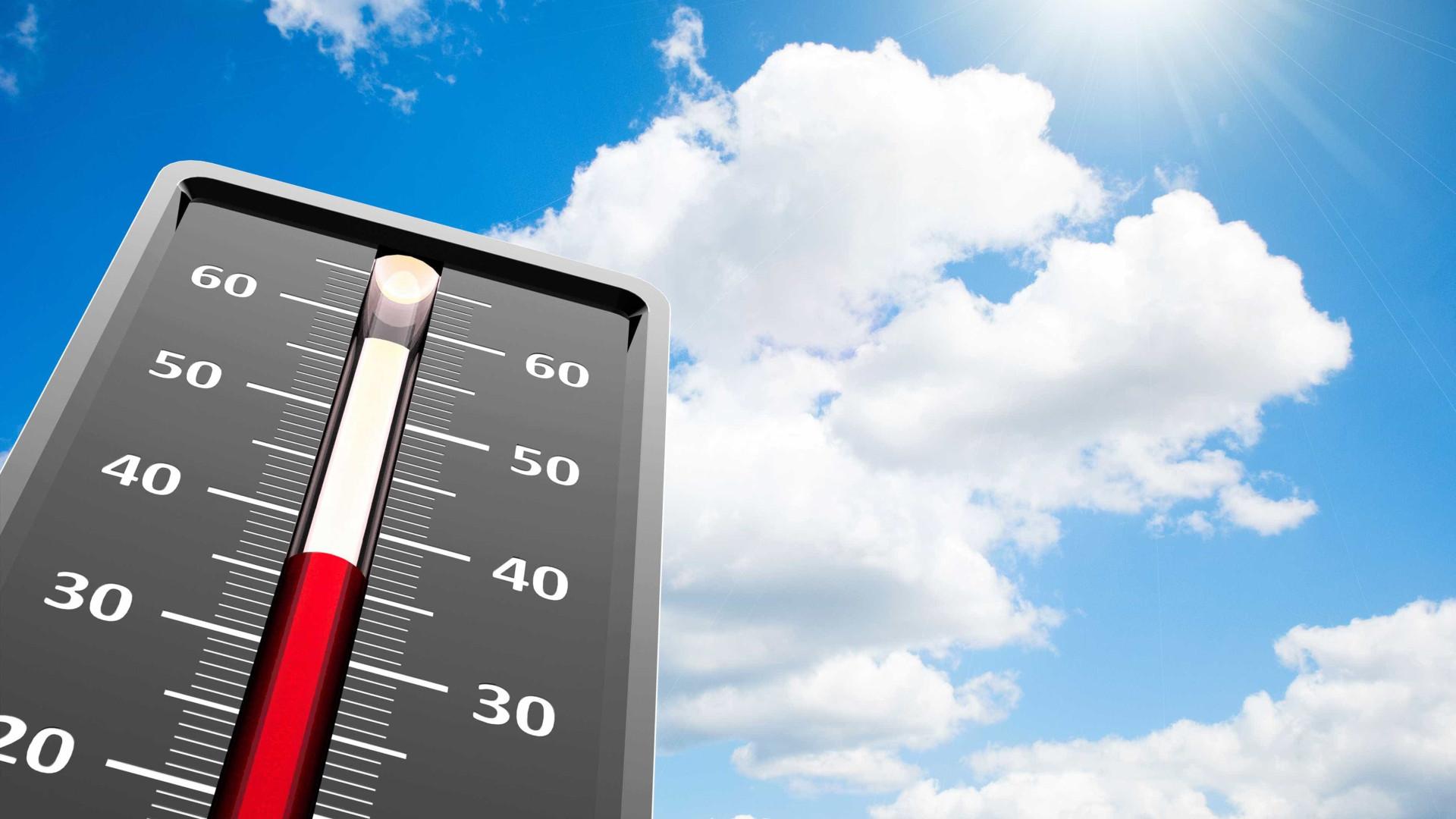 Temperaturas descem (a pique nalgumas regiões) este fim de semana