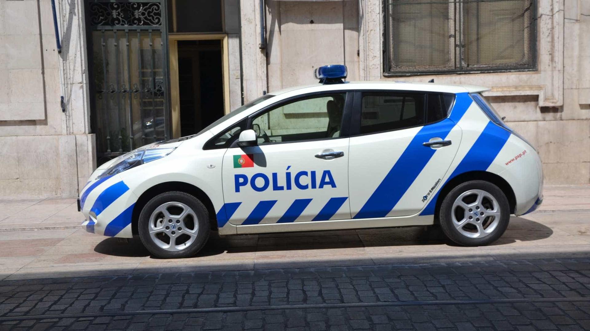 PSP detém dois homens e desmantela rede de tráfico de droga em Lisboa
