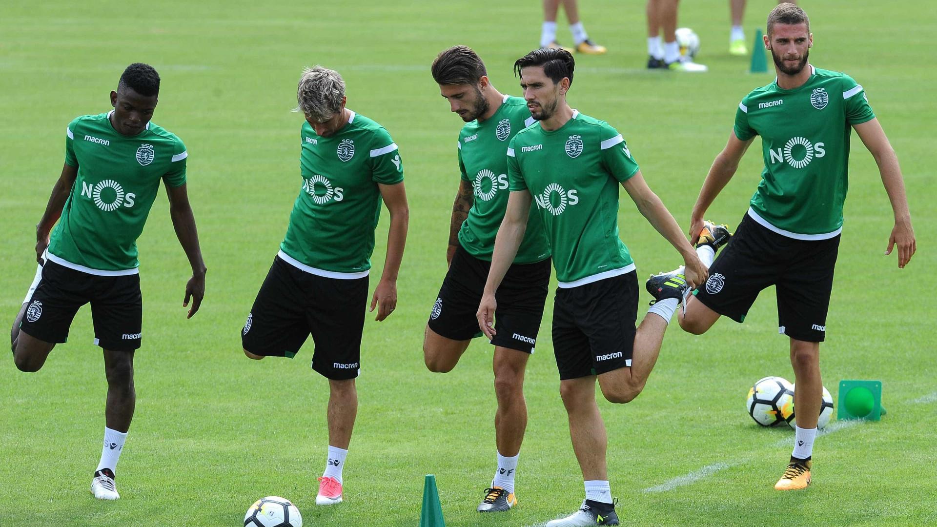 Sporting empresta Domingos Duarte ao Desportivo de Chaves — Oficial