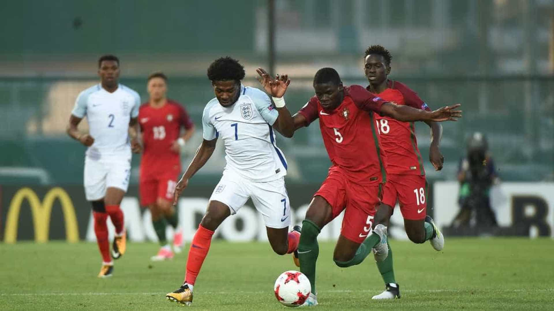 Sub-19: Portugal joga final do Europeu neste sábado