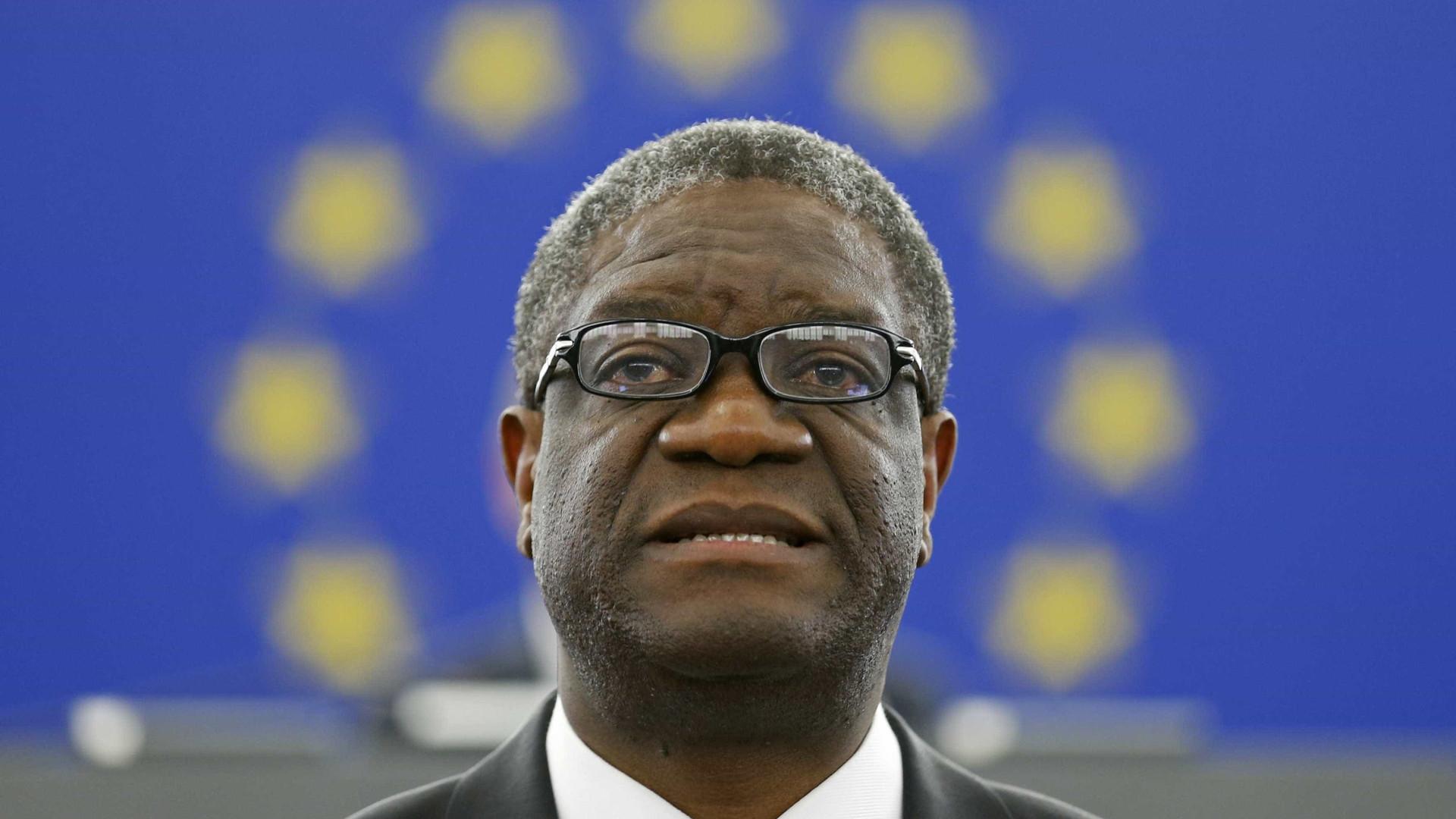 """Ginecologista congolês critica """"metástase da violência"""" na RD Congo"""