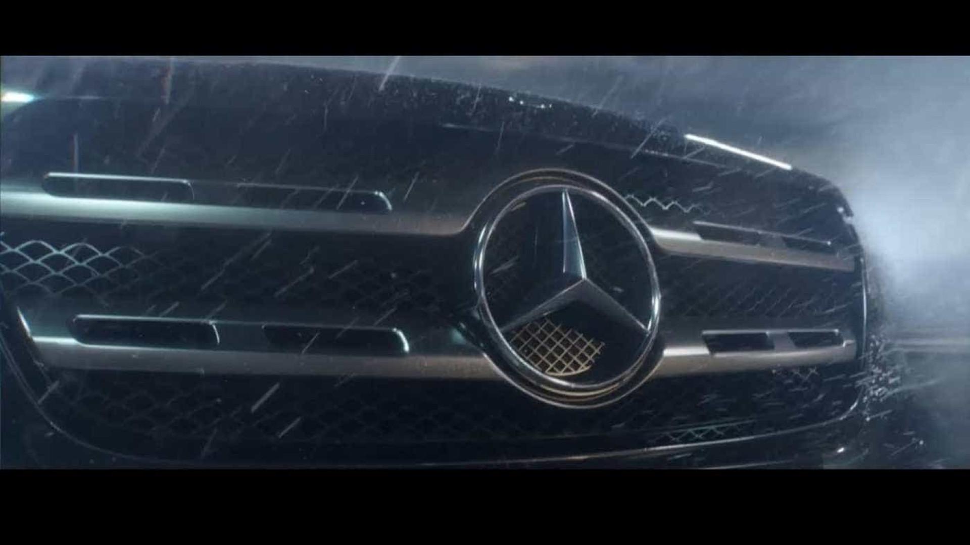 Veja o momento da revelação mundial da picape Mercedes-Benz Classe X