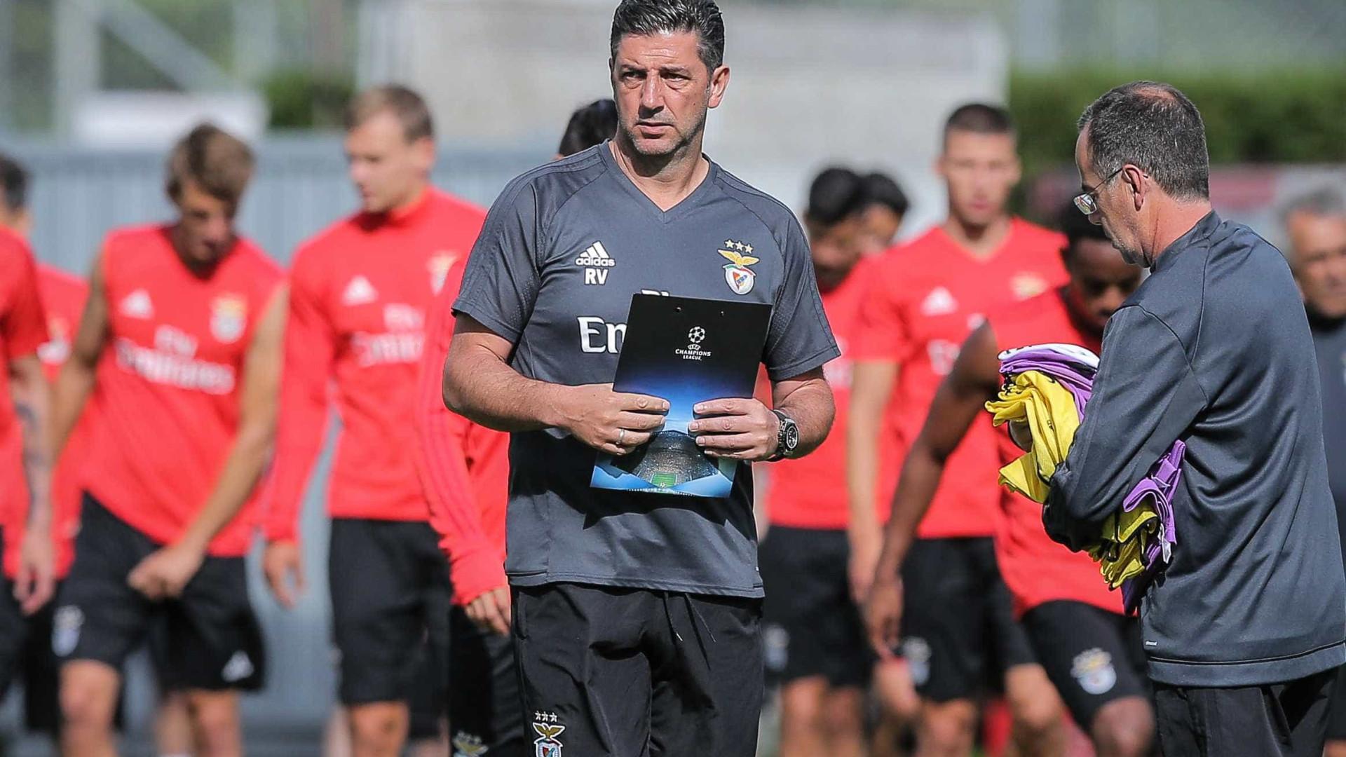 Benfica e V. de Guimarães discutem Supertaça de emoções fortes