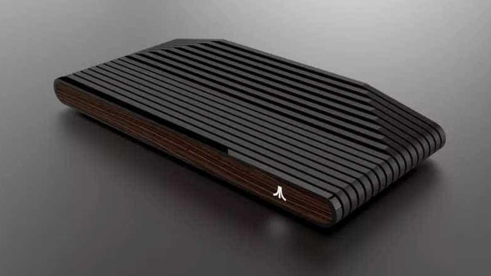 Atari revela o Ataribox, o novo console da companhia