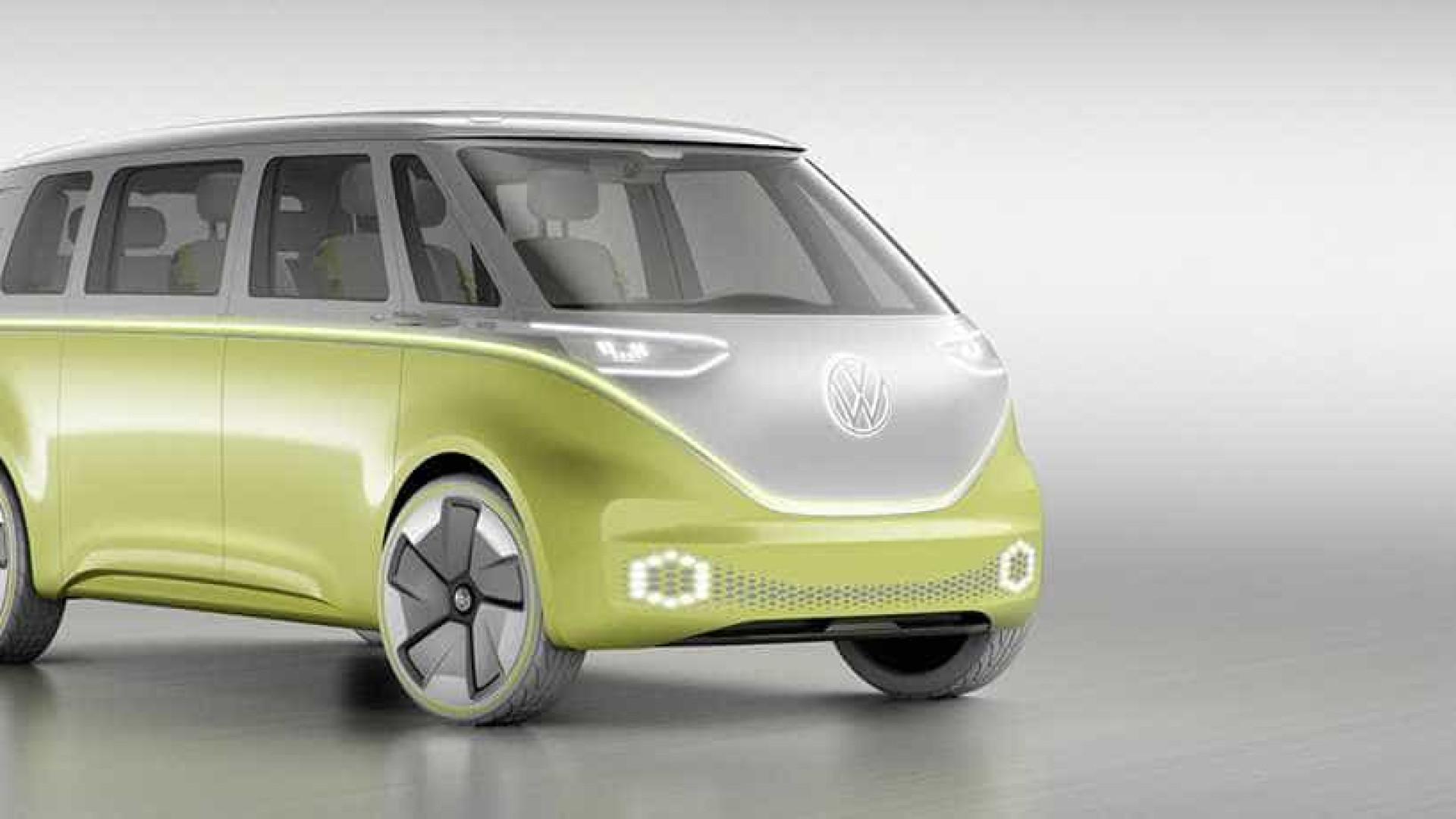Volkswagen confirma produção da Kombi elétrica em 2022