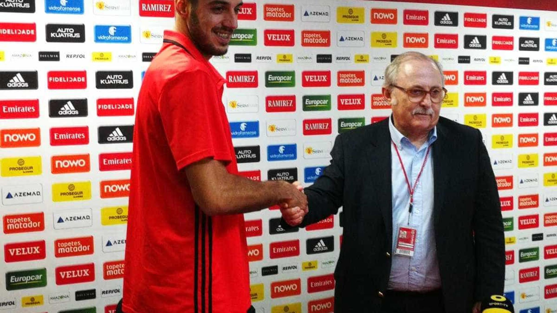 Basquetebol: José Silva troca o FC Porto pelo Benfica