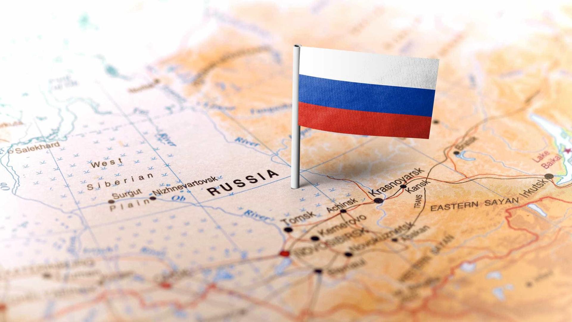 Rússia: 'Piratas' roubaram mais de 14 mil milhões aos bancos do país