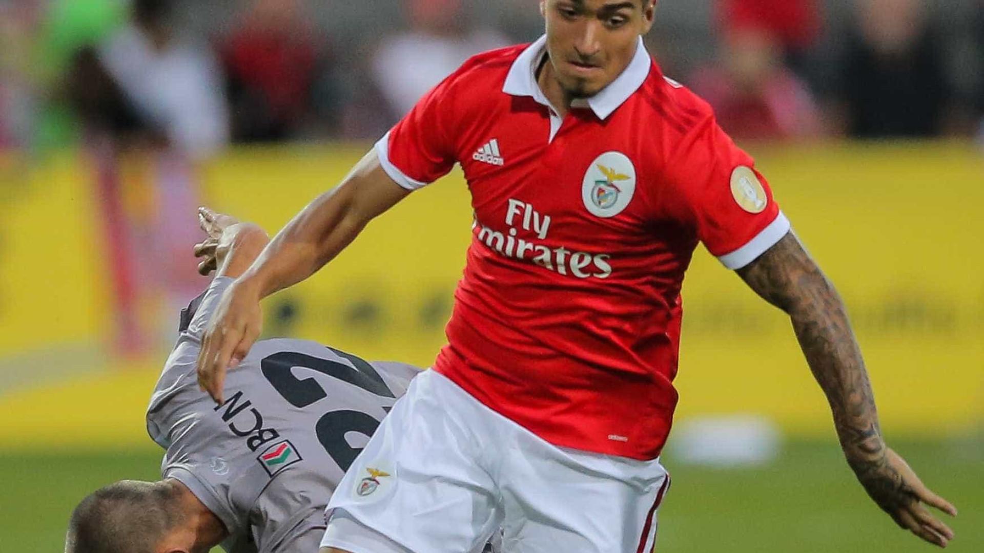 Benfica conta com o herói da Taça de Portugal para 2018/19