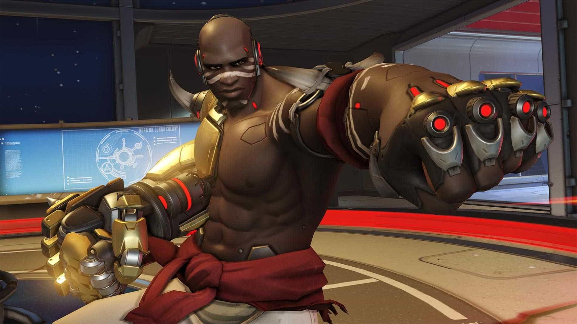 Doomfist finalmente ganha data de lançamento — Overwatch