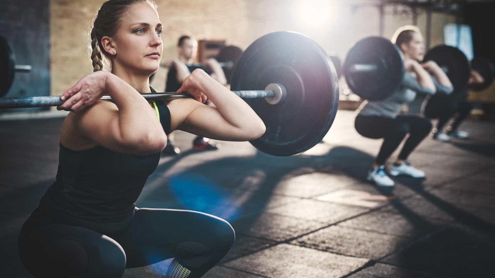 Image result for Estudo indica que as mulheres são mais resistentes aos exercícios do que os homens