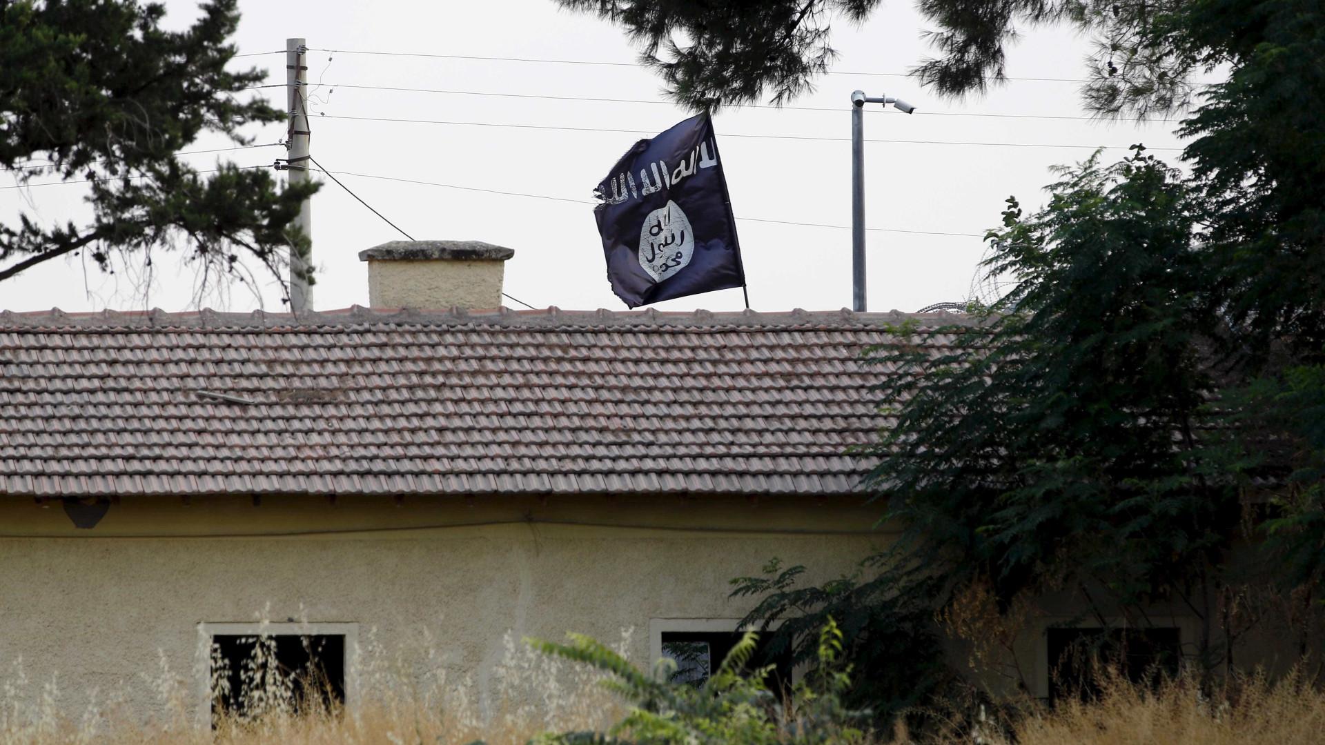 Estado Islâmico reivindica ataque que fez 14 mortos hoje na Líbia