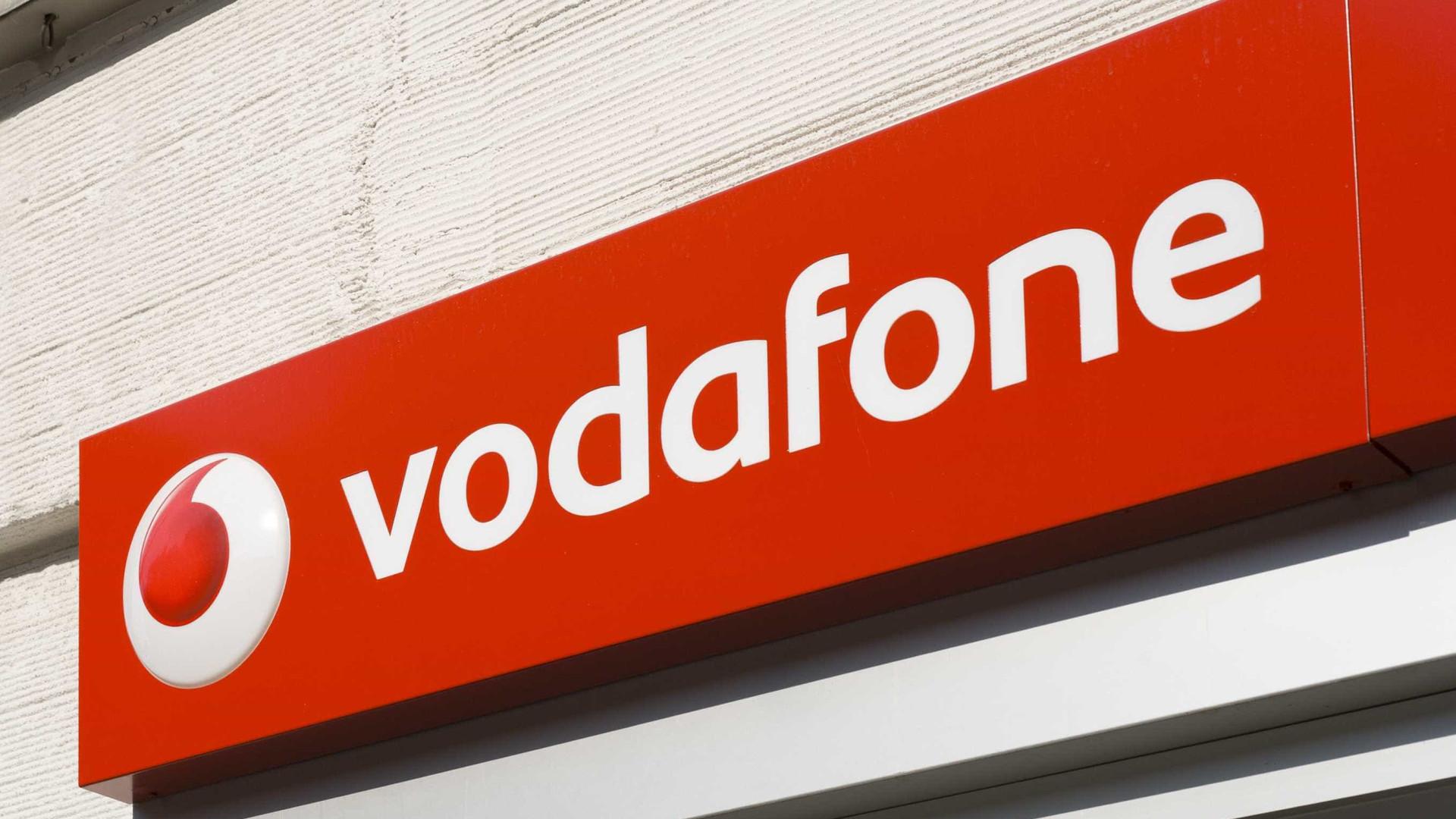 Receitas totais da Vodafone Portugal sobem 4,2% no 1.º semestre