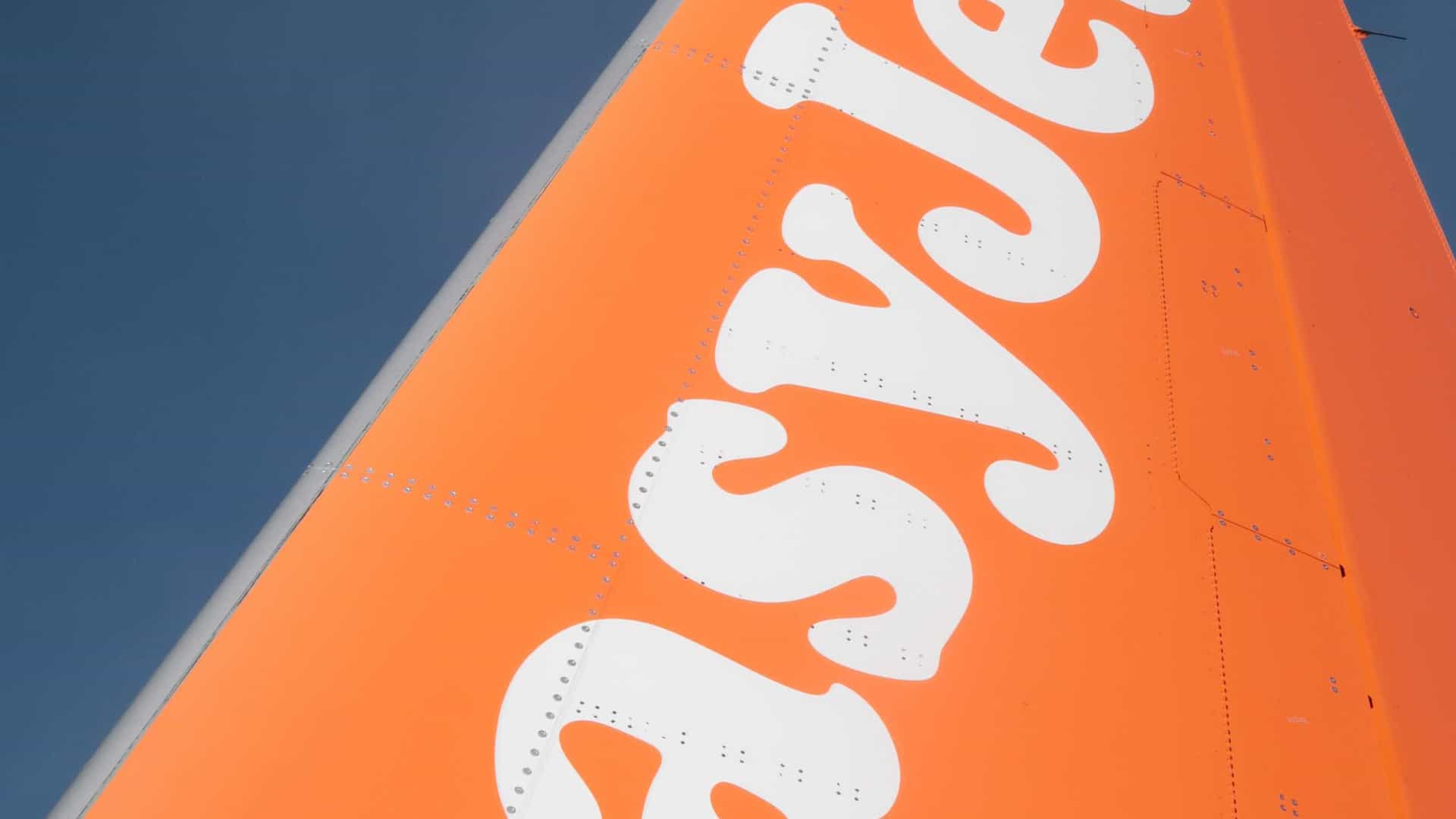 Passageiros transportados pela easyJet aumentam em 5,6% em agosto