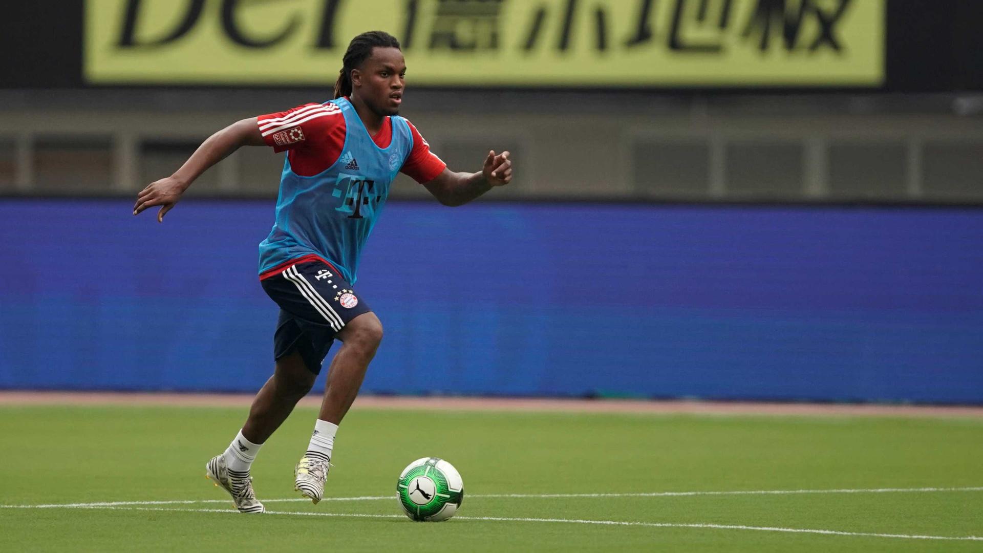 Milan assume interesse em Renato Sanches: