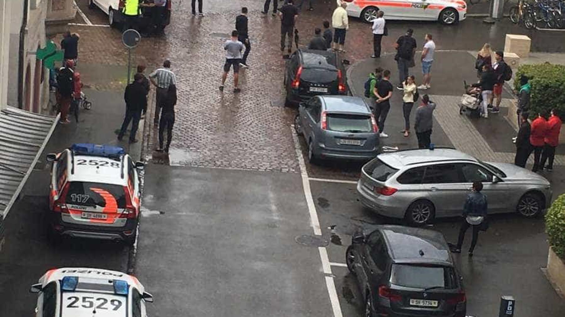 Homem armado com motosserra fere ao menos cinco na Suíça
