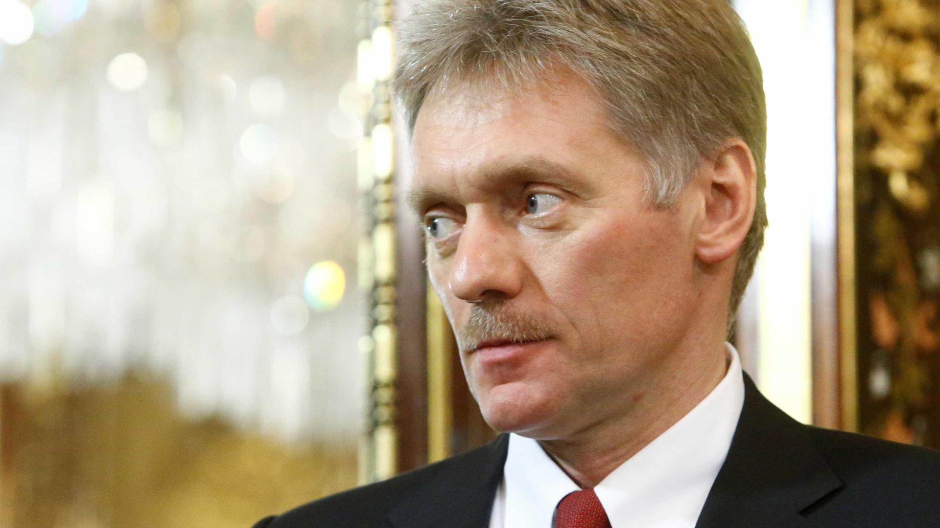 """Kremlin nega """"categoricamente"""" ter estado na origem de ataque cibernético"""