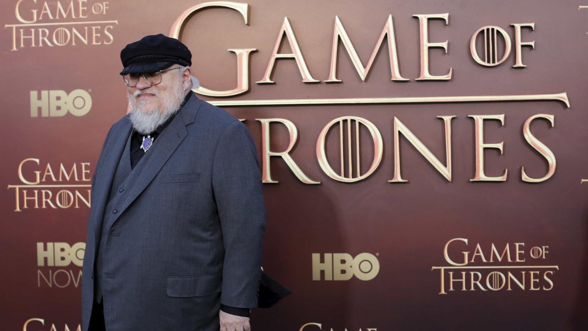 George RR Martin anuncia dois novos livros sobre os Targaryen