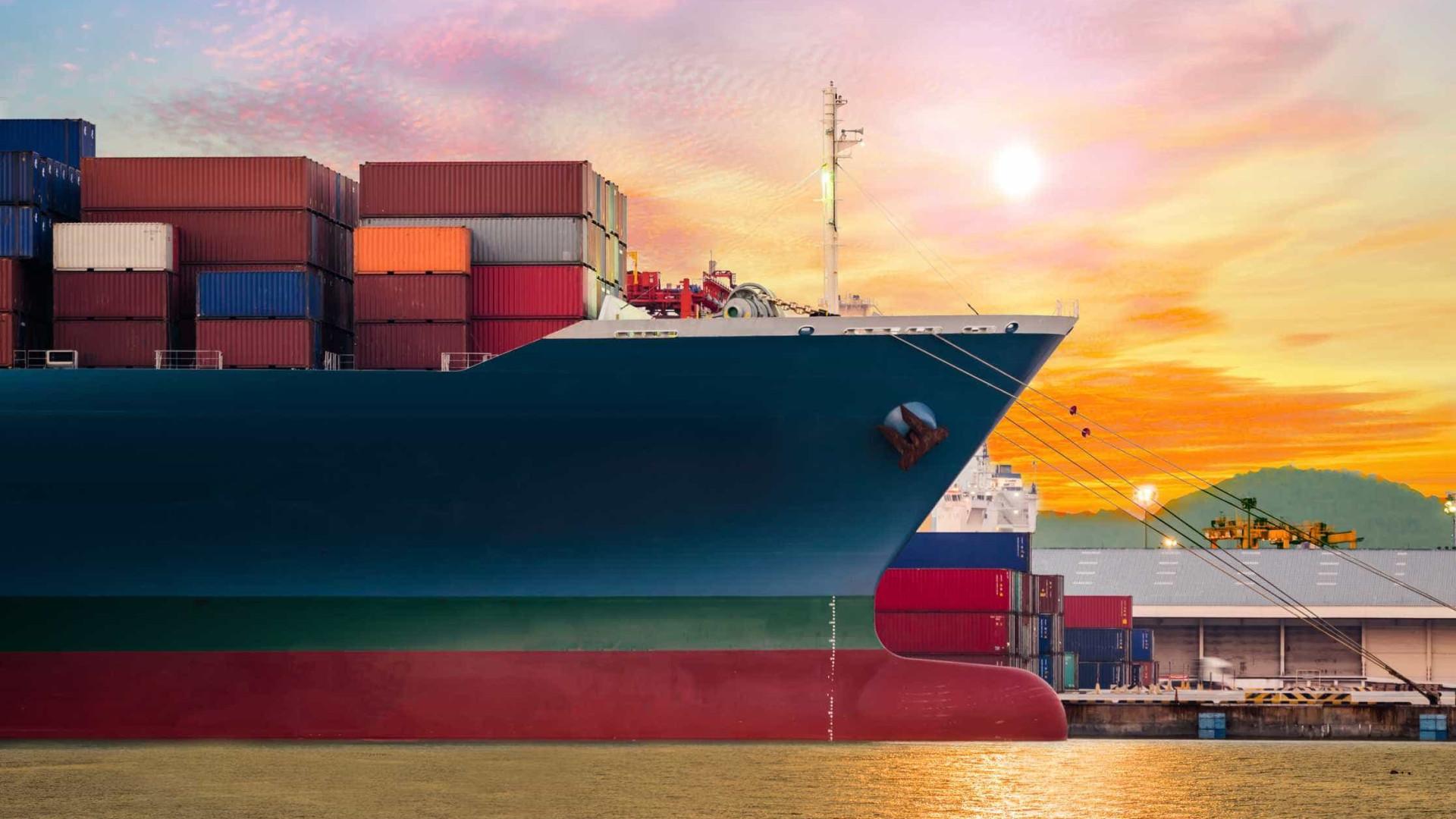 Exportações acima de 50 mil milhões em 2016, mas défice comercial aumenta