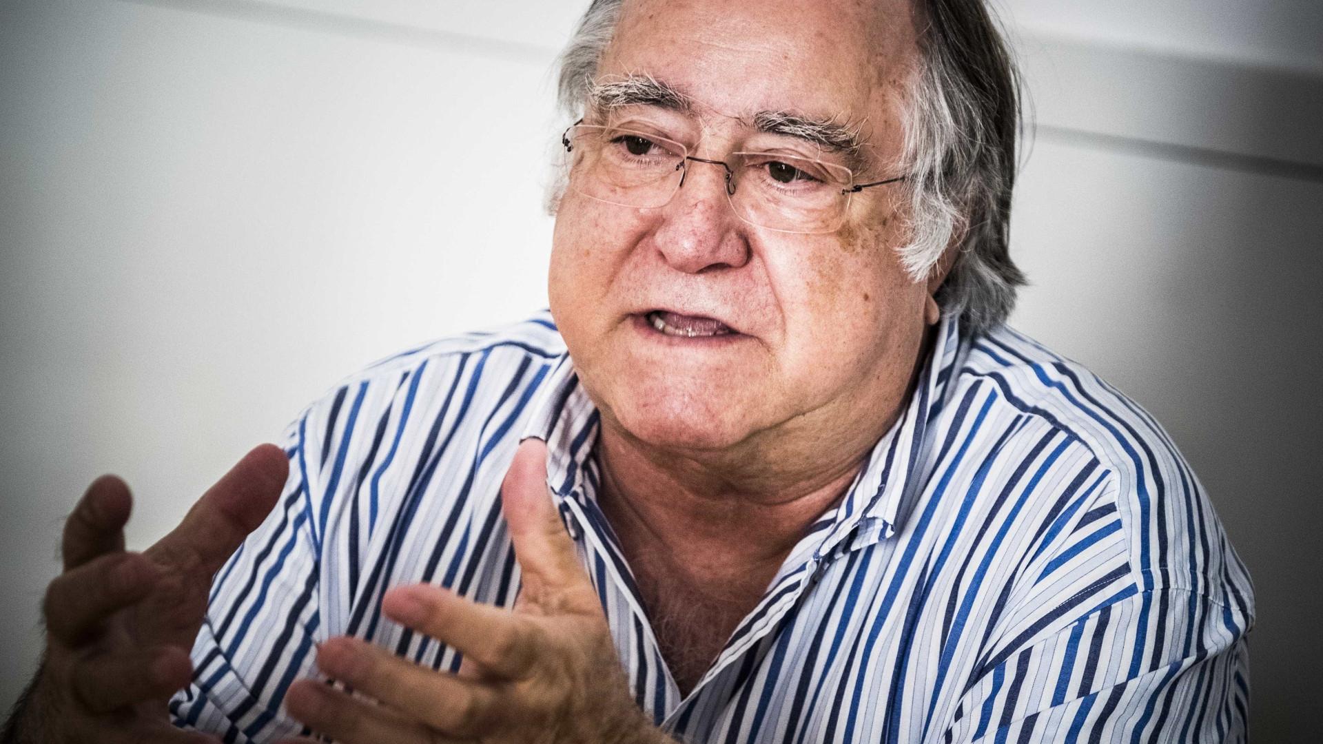 """Vasco Lourenço explica demissão e ataca BdC: """"Foi uma deceção"""""""