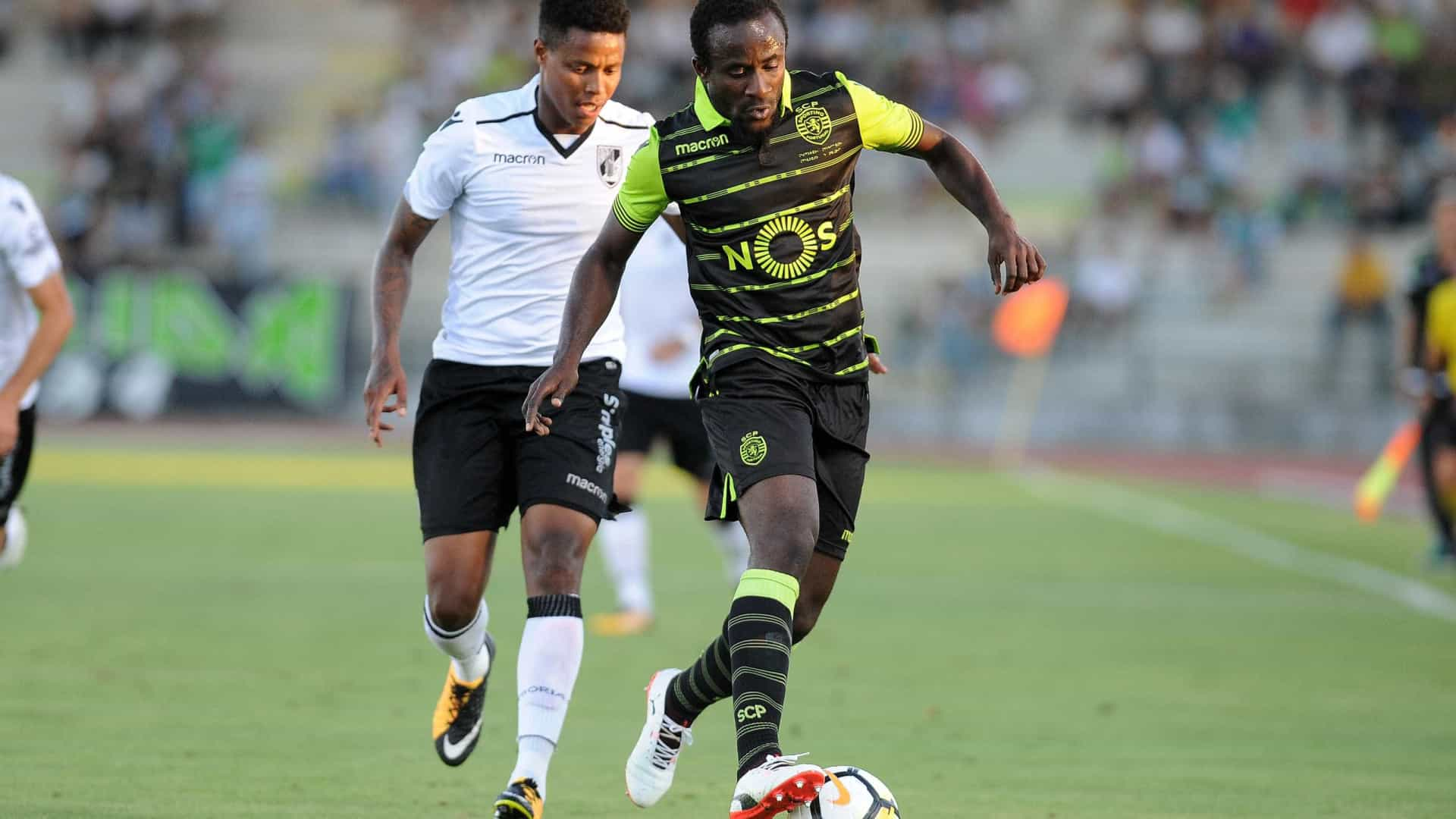 Vitória goleou Sporting em Rio Maior (3-0)