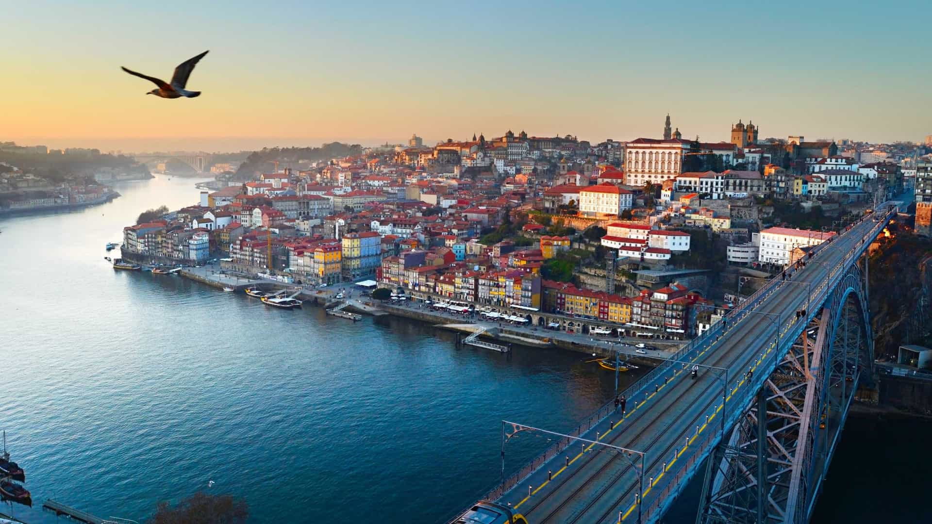 Dormidas no Porto e Norte aumentam 10,5% em novembro