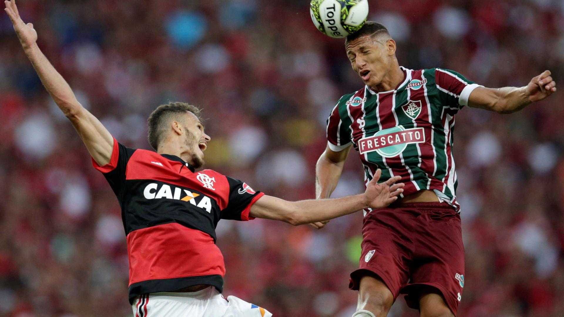 Fluminense está à espera de nova proposta por Wendel