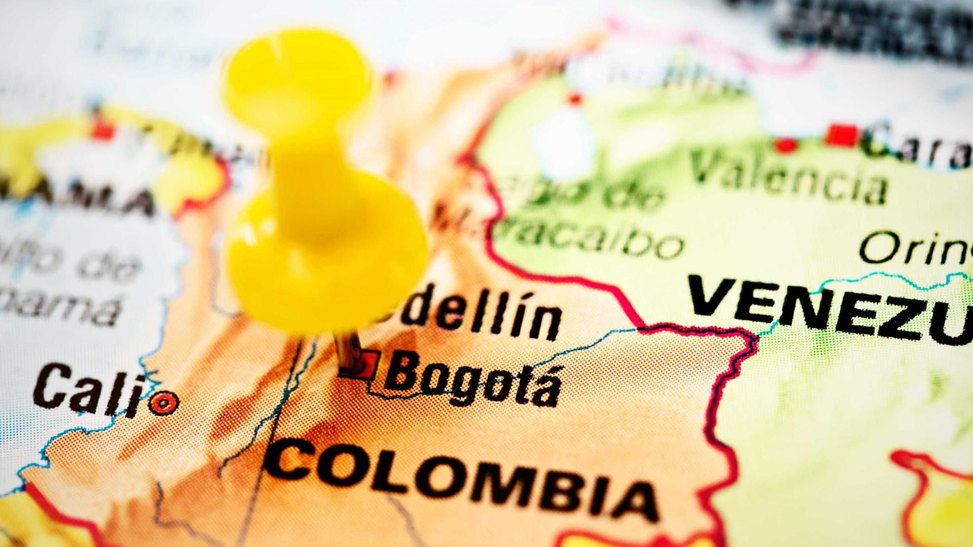 Sismo de 5.8 registado na Colômbia