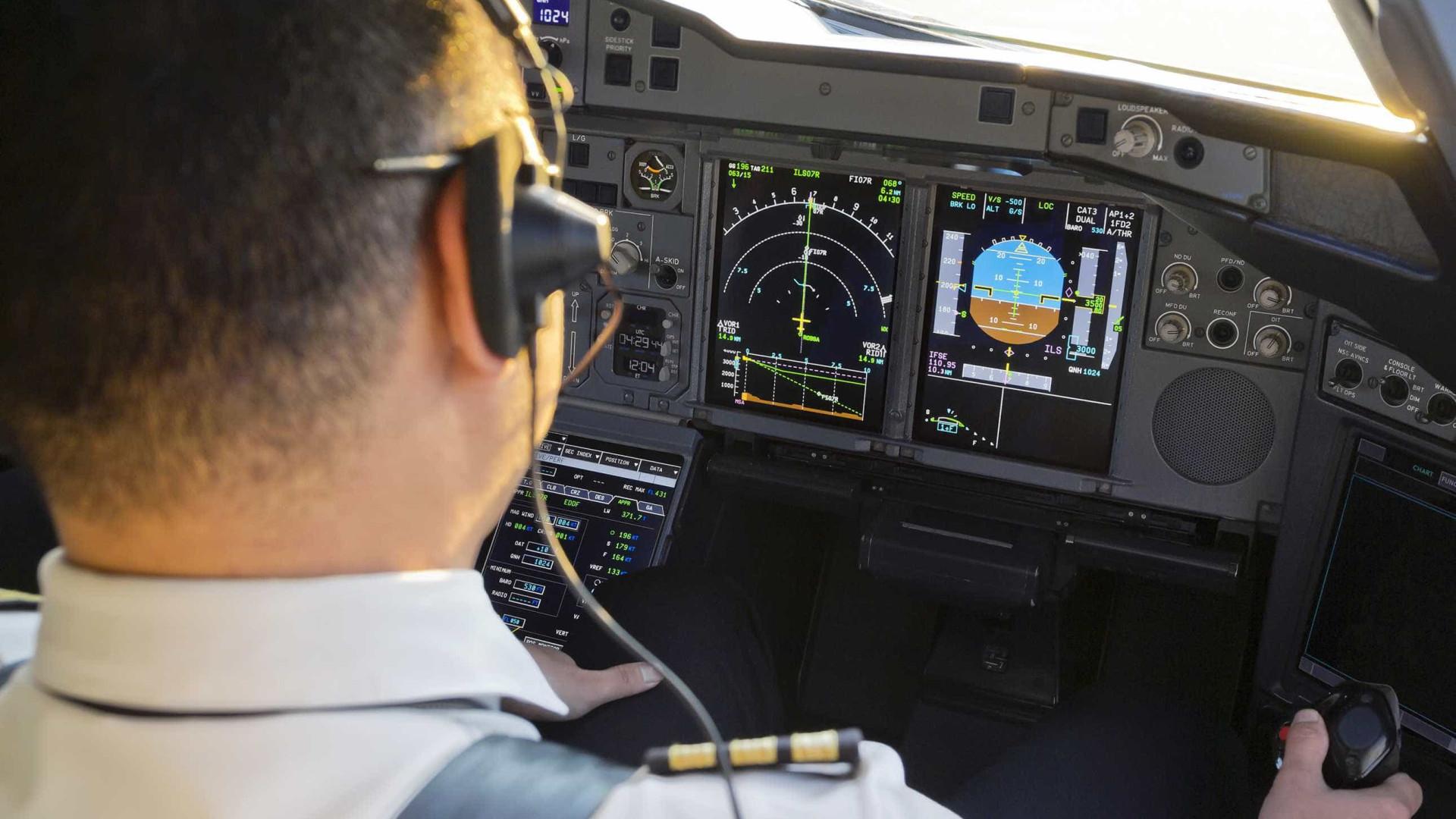 Aviação civil vai necessitar de mais de 600.000 pilotos até 2036